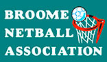 Broome Netball Association Logo