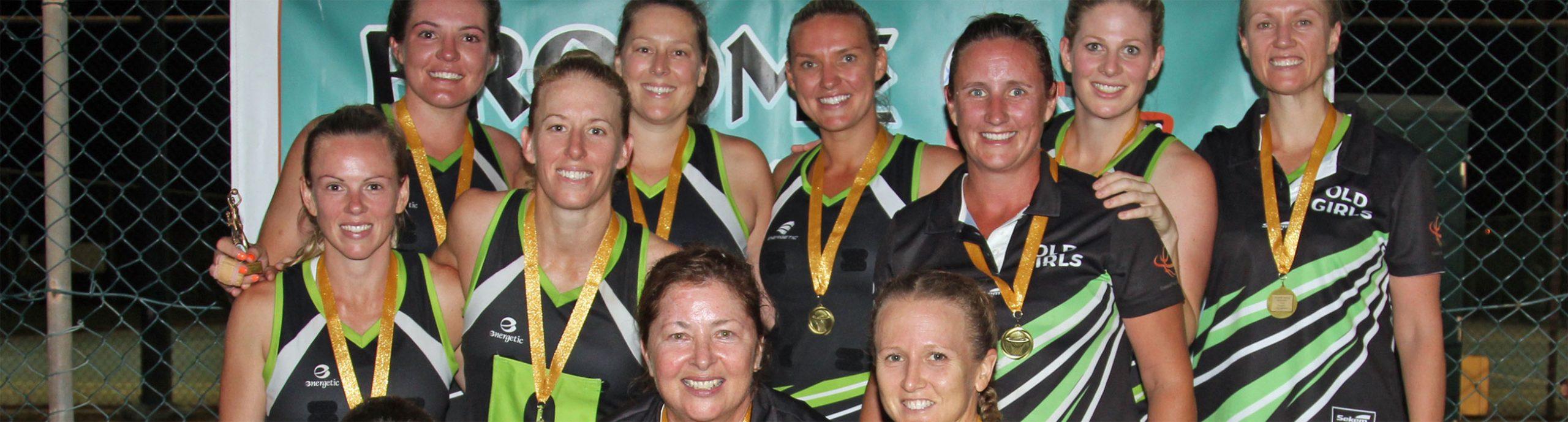 Broome Netball Grandfinals
